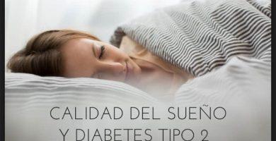 cuanto debe dormir un diabetico