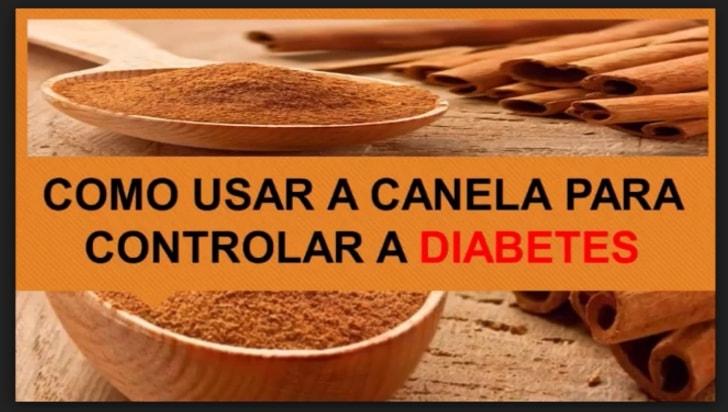 como preparar la canela para la diabetes