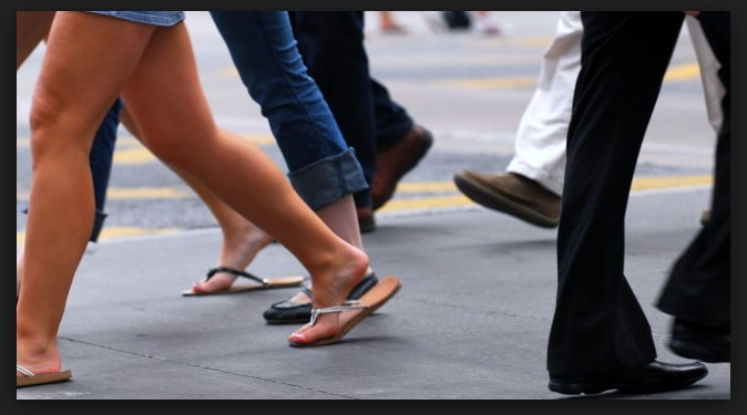 cuanto debe andar una persona con diabetes